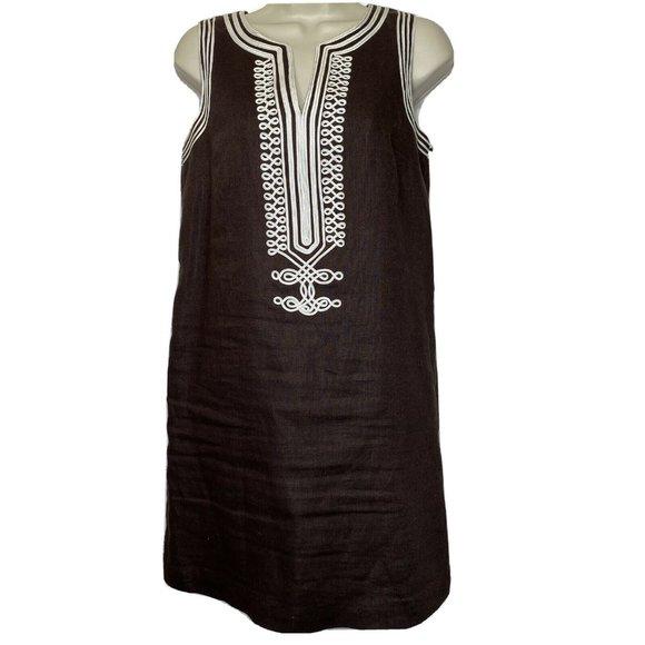 Michael Kors Size 6 Tunic Dress Sleeveless Summer